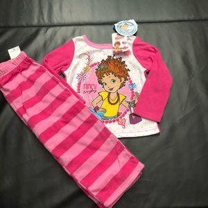 New Disney Fancy Nancy pajamas
